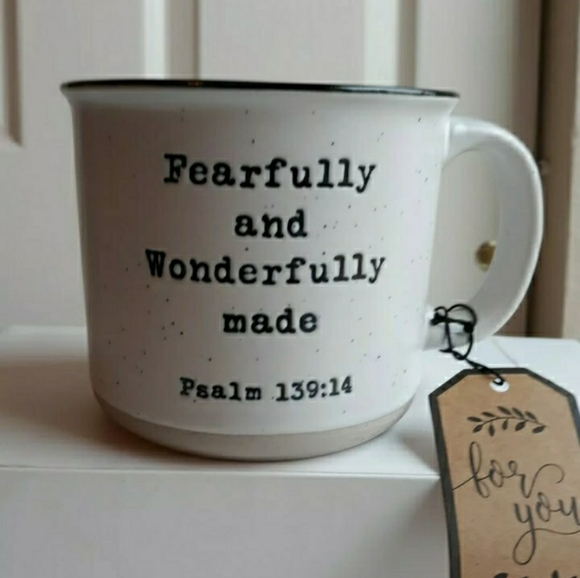 """Sheffield Home Bible Verse"""" Fearfully …"""